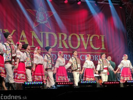 Foto a video: Alexandrovci European Tour 2019 - Prievidza 37