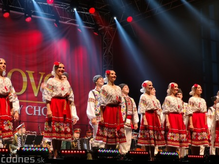 Foto a video: Alexandrovci European Tour 2019 - Prievidza 39