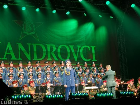 Foto a video: Alexandrovci European Tour 2019 - Prievidza 40