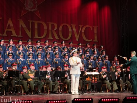 Foto a video: Alexandrovci European Tour 2019 - Prievidza 42