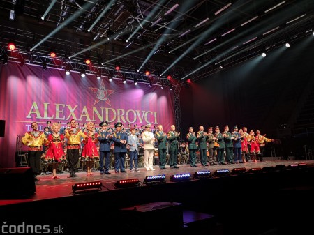 Foto a video: Alexandrovci European Tour 2019 - Prievidza 48