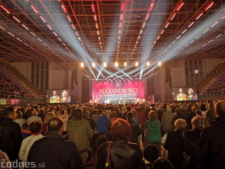 Foto a video: Alexandrovci European Tour 2019 - Prievidza 50