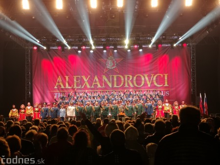 Foto a video: Alexandrovci European Tour 2019 - Prievidza 51