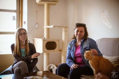 25 mačiek, 2 ženy, 1 ušľachtilý cieľ – Prievidzská labka