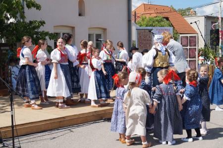 Foto: Folklórny festival Poluvsie 2019 0