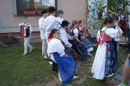 Foto: Folklórny festival Poluvsie 2019 1
