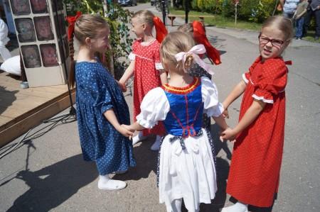 Foto: Folklórny festival Poluvsie 2019 2