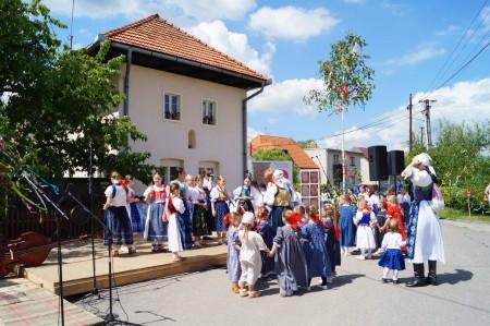Foto: Folklórny festival Poluvsie 2019 30