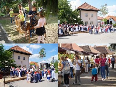 Foto: Folklórny festival Poluvsie 2019