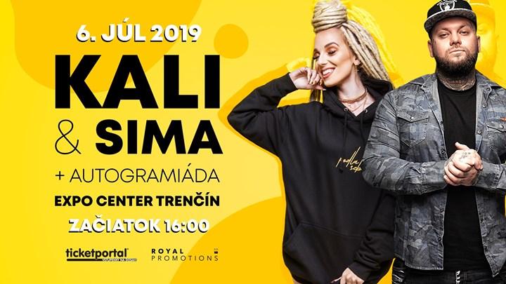 KALI & SIMA - Trenčín | EXPO Center
