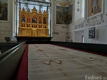 Foto a video: Turínske plátno na Bojnickom zámku 4