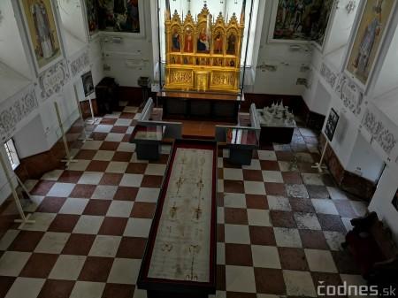 Foto a video: Turínske plátno na Bojnickom zámku 5