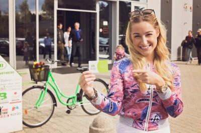 Mesto Prievidza podporilo zdieľané bicykle, vďaka podpore funguje Zelený bicykel aj túto sezónu