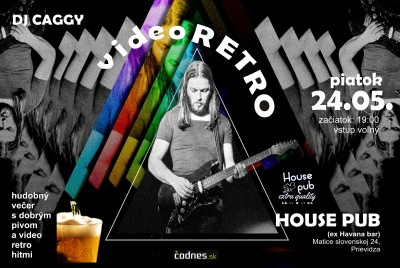 VIDEO RETRO (DJ Caggy/House Pub)