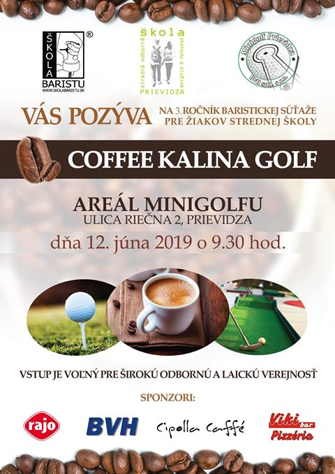 Coffee Kalina golf
