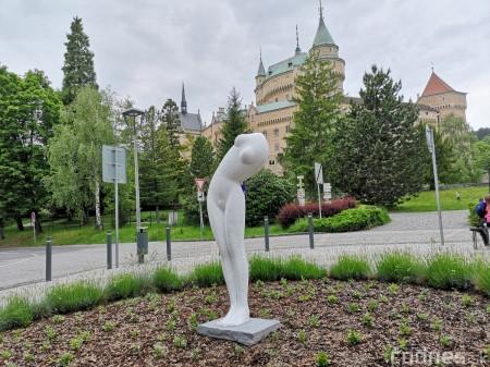 Foto a video: Výstava na pešej promenáde BOJNICE V SOCHE 4. ročník 21