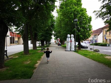 Foto a video: Výstava na pešej promenáde BOJNICE V SOCHE 4. ročník 26