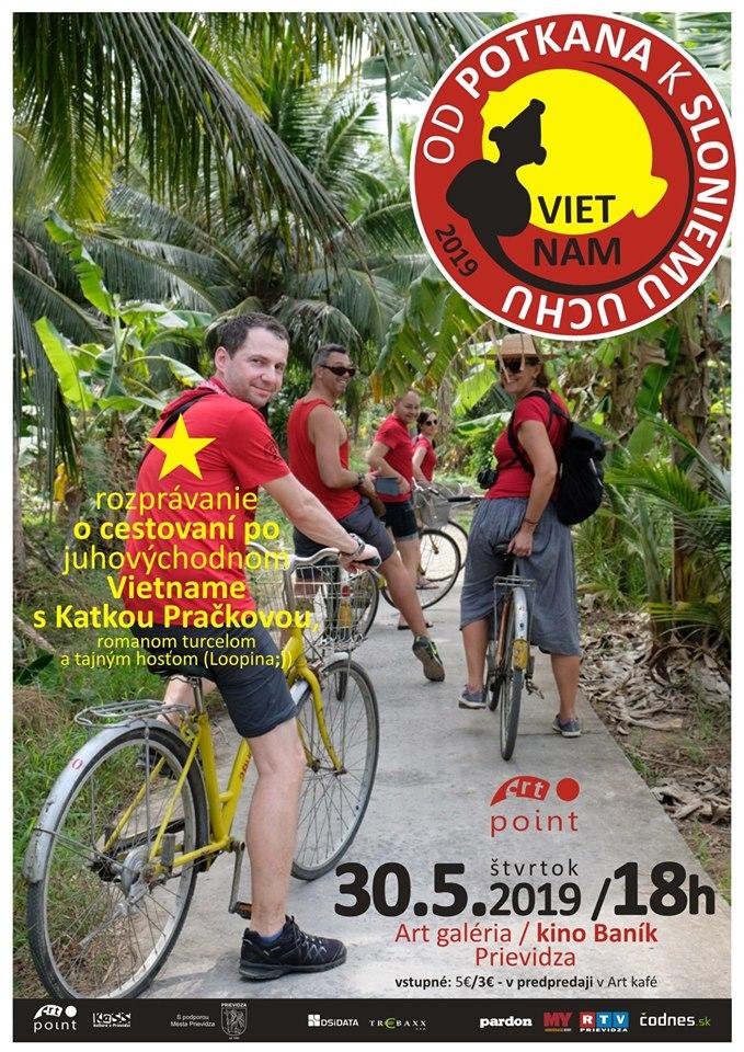 Vietnam - od potkana k sloniemu uchu