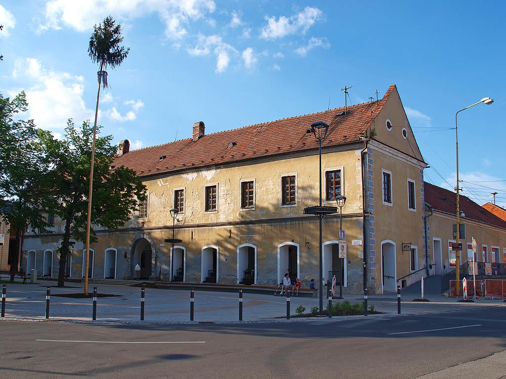 Hurbanovo námestie, Bojnice