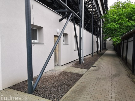 Foto: Rekonštrukcia futbalového štadióna v Prievidzi za 1,23 milióna eur je hotová 3
