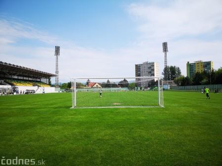 Foto: Rekonštrukcia futbalového štadióna v Prievidzi za 1,23 milióna eur je hotová 4