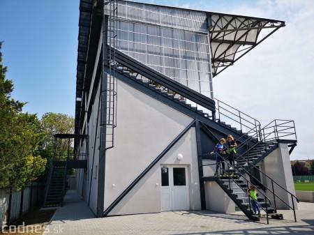 Foto: Rekonštrukcia futbalového štadióna v Prievidzi za 1,23 milióna eur je hotová 5
