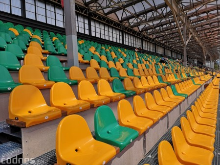 Foto: Rekonštrukcia futbalového štadióna v Prievidzi za 1,23 milióna eur je hotová 6