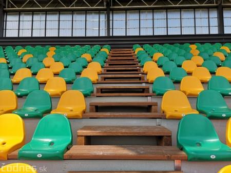 Foto: Rekonštrukcia futbalového štadióna v Prievidzi za 1,23 milióna eur je hotová 7