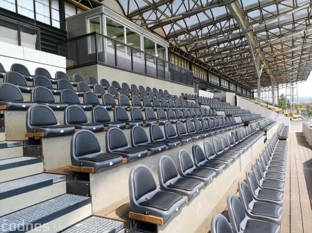 Foto: Rekonštrukcia futbalového štadióna v Prievidzi za 1,23 milióna eur je hotová 9