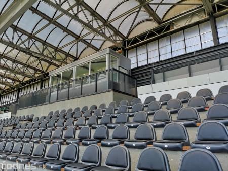 Foto: Rekonštrukcia futbalového štadióna v Prievidzi za 1,23 milióna eur je hotová 13