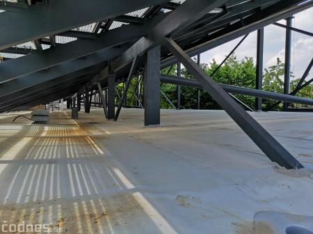Foto: Rekonštrukcia futbalového štadióna v Prievidzi za 1,23 milióna eur je hotová 18