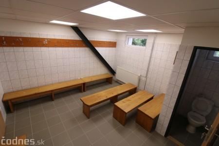 Foto: Rekonštrukcia futbalového štadióna v Prievidzi za 1,23 milióna eur je hotová 29
