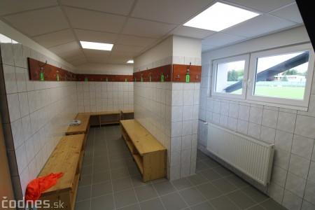 Foto: Rekonštrukcia futbalového štadióna v Prievidzi za 1,23 milióna eur je hotová 30