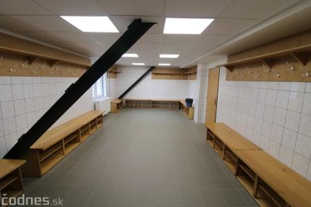 Foto: Rekonštrukcia futbalového štadióna v Prievidzi za 1,23 milióna eur je hotová 32