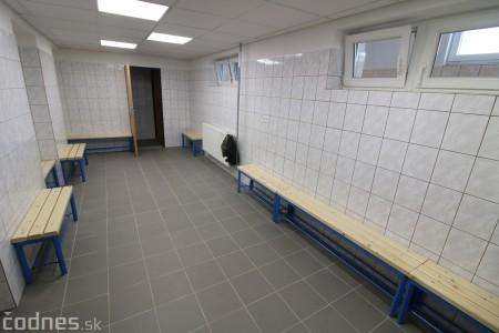 Foto: Rekonštrukcia futbalového štadióna v Prievidzi za 1,23 milióna eur je hotová 35