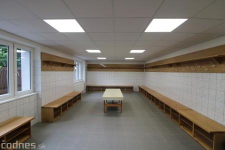 Foto: Rekonštrukcia futbalového štadióna v Prievidzi za 1,23 milióna eur je hotová 38