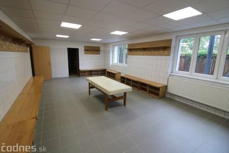 Foto: Rekonštrukcia futbalového štadióna v Prievidzi za 1,23 milióna eur je hotová 39