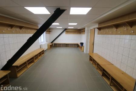 Foto: Rekonštrukcia futbalového štadióna v Prievidzi za 1,23 milióna eur je hotová 46