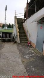 Foto: Rekonštrukcia futbalového štadióna v Prievidzi za 1,23 milióna eur je hotová 50