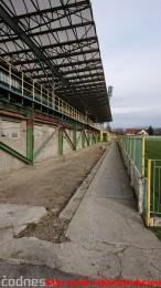 Foto: Rekonštrukcia futbalového štadióna v Prievidzi za 1,23 milióna eur je hotová 54