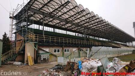 Foto: Rekonštrukcia futbalového štadióna v Prievidzi za 1,23 milióna eur je hotová 59