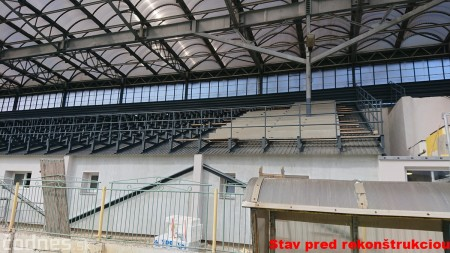 Foto: Rekonštrukcia futbalového štadióna v Prievidzi za 1,23 milióna eur je hotová 61