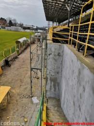 Foto: Rekonštrukcia futbalového štadióna v Prievidzi za 1,23 milióna eur je hotová 63