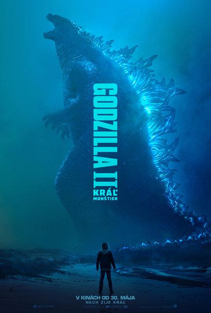 Godzilla II: Kráľ monštier 2D (Godzilla: King of the Monsters)