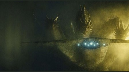 Godzilla II: Kráľ monštier 2D (Godzilla: King of the Monsters) 10