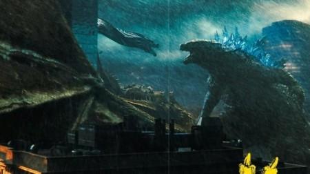Godzilla II: Kráľ monštier 2D (Godzilla: King of the Monsters) 11