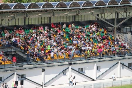 Foto a video: 100 rokov futbalu v Prievidzi veľkolepé oslavy a exhibičný zápas ŠKRŤO tím vs KUCO tím 2
