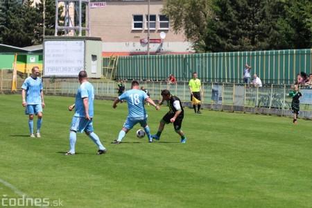 Foto a video: 100 rokov futbalu v Prievidzi veľkolepé oslavy a exhibičný zápas ŠKRŤO tím vs KUCO tím 5