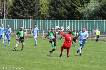 Foto a video: 100 rokov futbalu v Prievidzi veľkolepé oslavy a exhibičný zápas ŠKRŤO tím vs KUCO tím 8