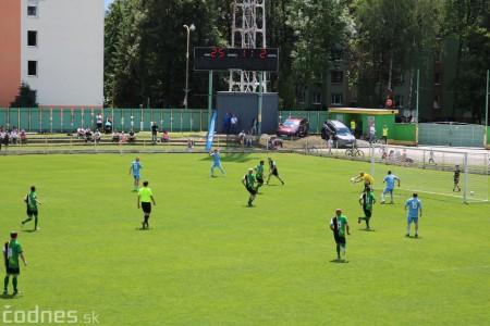 Foto a video: 100 rokov futbalu v Prievidzi veľkolepé oslavy a exhibičný zápas ŠKRŤO tím vs KUCO tím 28